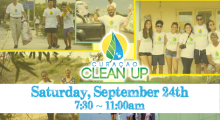 ISC and the annual Curaçao Clean Up