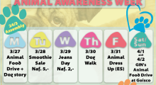 Animal Awareness Week