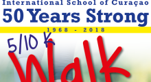 ISC 50 Years Strong Walk