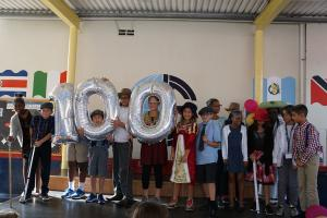 100th day of school 2017-2018